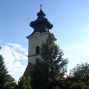 Die Pfarre Stammersdorf besteht seit dem Jahr 1540 und ist damit eine der ältesten Pfarren in Floridsdorf, für Details klicken Sie auf das Bild.