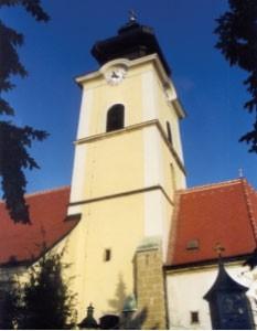 Die Stammersdorfer Kirche