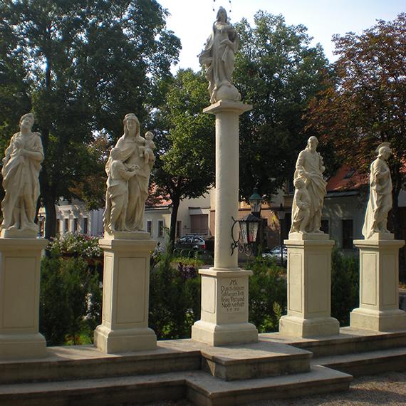 Die Geschichte von Stammersdorf – ein kurzer Überblick