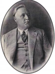 Direktor und Regenschori Carl Brunner